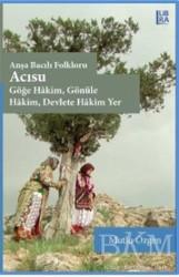 Libra Yayınları - Acısu - Anşa Bacılı Folkloru