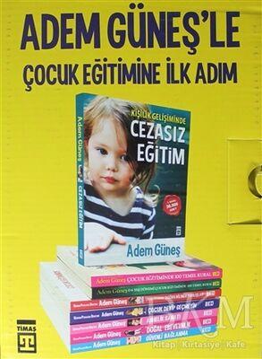 Adem Güneş'le Çocuk Eğitimine İlk Adım 8 Kitap Takım