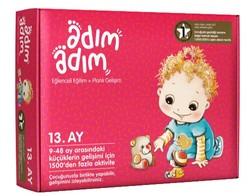 Adım Adım Bebek Eğitimi - Adım Adım 13. Ay Bebek Eğitim Seti