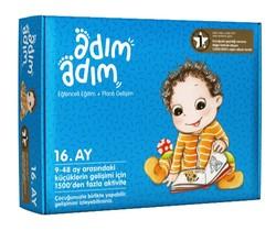 Adım Adım Bebek Eğitimi - Adım Adım 16. Ay Bebek Eğitim Seti