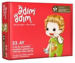 Adım Adım Bebek Eğitimi - Adım Adım 23. Ay Bebek Eğitim Seti
