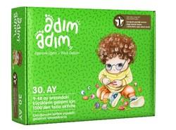 Adım Adım Bebek Eğitimi - Adım Adım 30 Ay Bebek Eğitim Seti