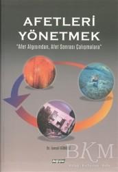 Değişim Yayınları - Ders Kitapları - Afetleri Yönetmek