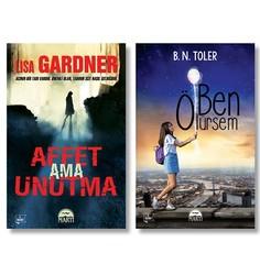 Martı Yayınları - Affet Ama Unutma - Ben Ölürsem 2 Kitap Set