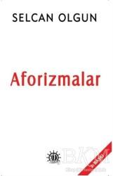 Yason Yayıncılık - Aforizmalar