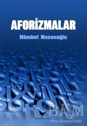 Günce Yayınları - Akademik Kitaplar - Aforizmalar