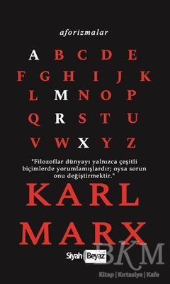Aforizmalar - Karl Marx