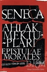 Jaguar Kitap - Ahlak Mektupları / Epistulae Morales