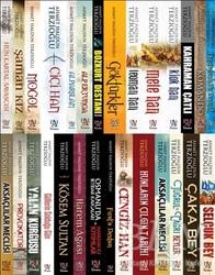 Panama Yayıncılık - Ahmet Haldun Terzioğlu Seti 30 Kitap Takım