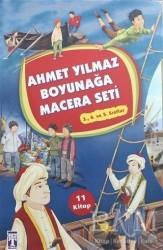 Genç Timaş - Ahmet Yılmaz Boyunağa Macera Seti (11 Kitap Takım)