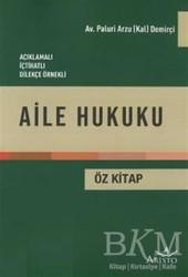 Aristo Hukuk Yayınevi - Aile Hukuku Öz Kitap