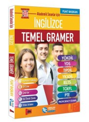 Yargı Yayınevi - Akademik Sınavlar İçin İngilizce Temel Gramer Yargı Yayınları