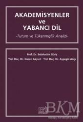 Derin Yayınları - Akademisyenler ve Yabancı Dil