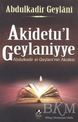 Mercan Kitap - Akidetu'l Geylaniyye