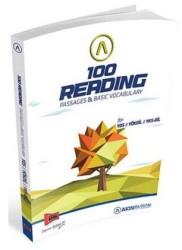 Yargı Yayınevi - Akın 100 Reading Passages Basic Vocabular Yargı Yayınevi