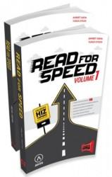 Yargı Yayınevi - Akın Read For Speed Volume 1 Yargı Yayınevi