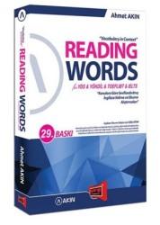 Yargı Yayınevi - Akın Reading Words Yargı Yayınevi