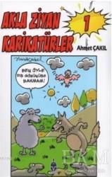 Patriot Yayınları - Akla Ziyan Karikatürler 1