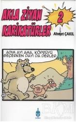 Patriot Yayınları - Akla Ziyan Karikatürler 2
