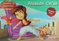 Yumurcak Yayınları - Alaaddin Çin'de - Üç Boyutlu Kitap