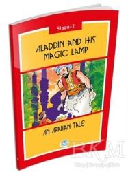 Maviçatı Yayınları - Aladdin and His Magic Lamp