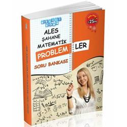 Akıllı Adam Yayınevi - ALES Şahane Matematik Problemler Soru Bankası