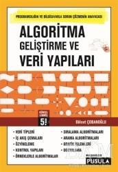 Pusula Yayıncılık - Algoritma Geliştirme ve Veri Yapıları