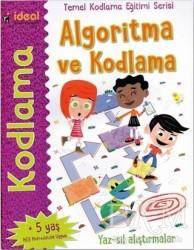 İdeal Kültür Yayıncılık - Algoritma ve Kodlama - Temel Kodlama Eğitim Serisi