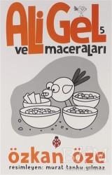 Uğurböceği Yayınları - Ali Gel ve Maceraları -5