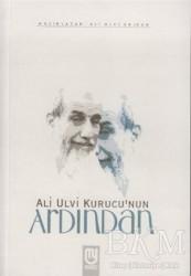 Marifet Yayınları - Ali Ulvi Kurucu'nun Ardından