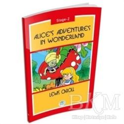 Maviçatı Yayınları - Alice's Adventures In Wonderland