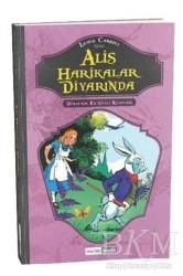 Mavi Lale Yayınları - Alis Harikalar Diyarında