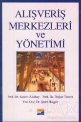 Siyasal Kitabevi - Akademik Kitaplar - Alışveriş Merkezleri ve Yönetimi
