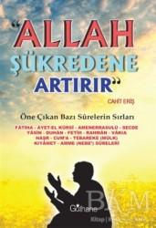 Gülhane Yayınları - Allah Şükredene Artırır