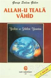 Can Yayınları (Ali Adil Atalay) - Allah-u Teala Vahid