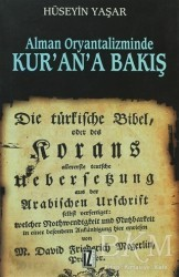 İz Yayıncılık - Alman Oryantalizminde Kur'an'a Bakış