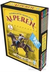 Genç Timaş - Alparslan'ın Akıncısı Alperen (5 Kitap Set)