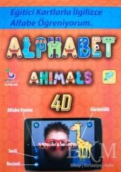 Artge Kids - Alphabet Animals 4D