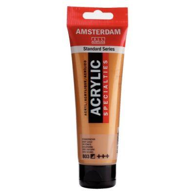 Amsterdam Akrilik Boya 120 Ml Deep Gold 803