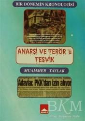 Hamle Yayınevi - Anarşi ve Terör'ü Teşvik