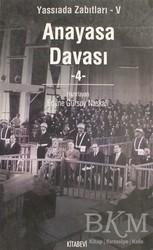 Kitabevi Yayınları - Anasaya Davası Cilt: 4