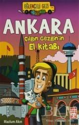 Timaş Çocuk - Ankara - Çılgın Gezgin'in El Kitabı