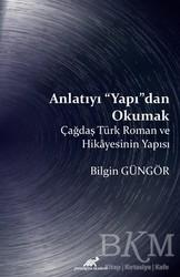 """Paradigma Akademi Yayınları - Anlatıyı """"Yapı""""dan Okumak"""