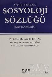 Der Yayınları - Ansiklopedik Sosyoloji Sözlüğü
