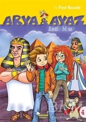 Selimer Yayınları - Antik Mısır - Arya ve Ayaz 4