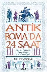 Kanes Yayınları - Antik Roma'da 24 Saat