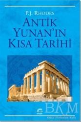İletişim Yayınevi - Antik Yunan'ın Kısa Tarihi