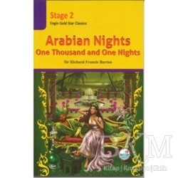 Engin Yayınevi - Arabian Nights One Thousand and One Nights - Stage 2 (CD'siz)