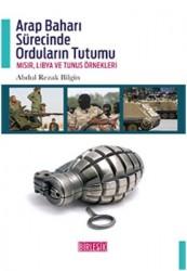 Birleşik Yayınevi - Arap Baharı Sürecinde Orduların Tutumu