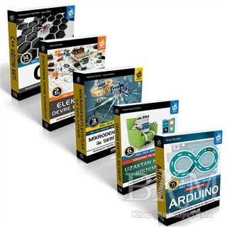 Arduino Eğitim Seti 3 5 Kitap Takım